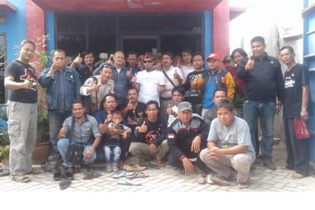 Halal Bihalal Forum Masyarakat Peduli dan Media Peduli Rakyat Saatnya Kasus Kasus Lama Diangkat Kembali