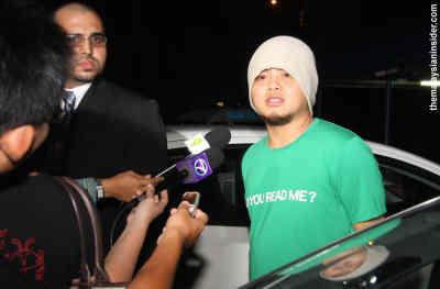 Namewee temui polis di KL, nafi dia rasis