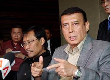 Rahim Thamby: 'Orang politik ini memang kuat bohong'