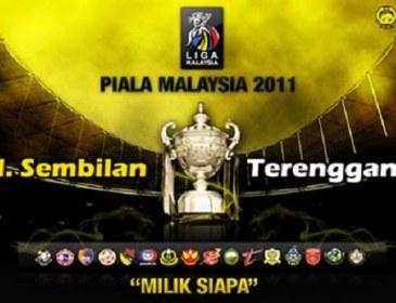 Negeri Sembilan juara Piala Malaysia