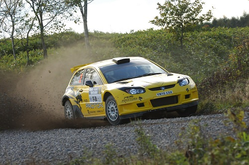 MCRAE-ATKINSON DUEL SETS PROTON UP FOR A POSSIBLE CLEAN SWEEP OF 2011 APRC TITLES