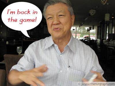 Sokongan Cina kepada DAP akan beri PAS kuasa, kata Soi Lek