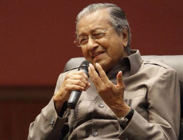 Semua Orang Tahu Usaha Untuk Jatuhkan Najib – Mahathir