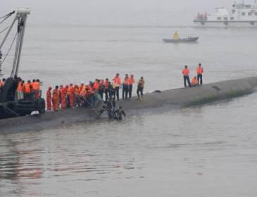 Tiada Rakyat Malaysia Dilaporkan Jadi Mangsa Insiden kapal Karam Di China