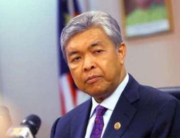 Zahid Tampil Perjelas Isu RM2.6 bilion Di Dewan Rakyat