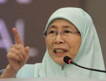 Larangan Masuk Sarawak, Mendukacitakan- Wan Azizah