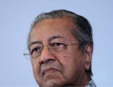 Tun M Minta Campur Tangan Asing 'Jatuhkan' Najib