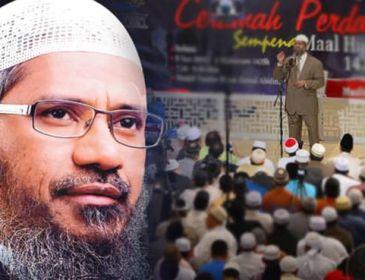 Setuju Tukar Tajuk Syarahan Dr Zakir Naik