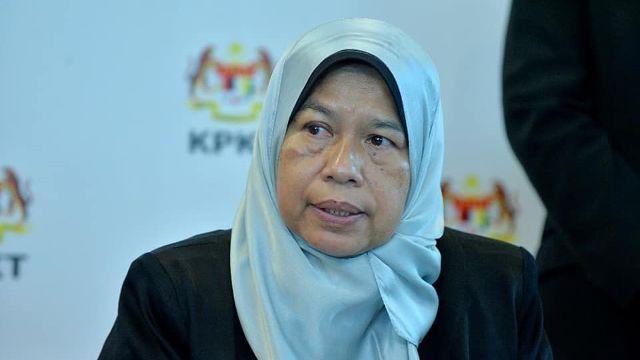 Zuraida elak jawab isu kerjasama dengan Umno
