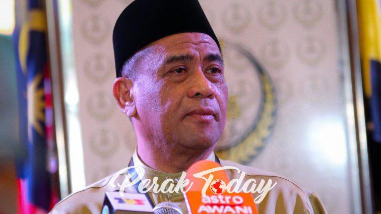 Pelantikan Tiga Ahli JPKK Setiap Kampung Selaras Ketetapan Tiga Parti – MB Perak