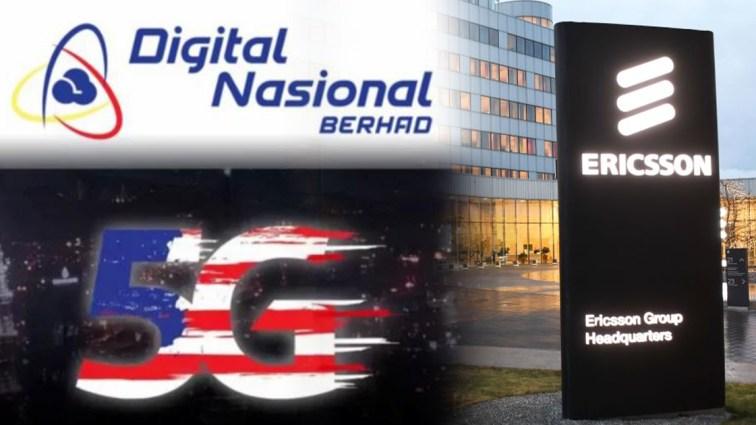 Mengapa DNB Pilih Sweden Ericsson dan Bukan Vendor Malaysia Untuk Lancar 5G?