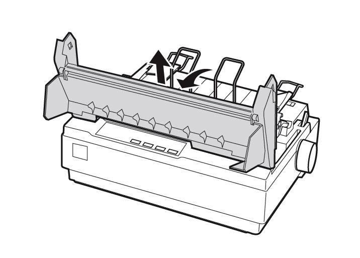 Jual Paket Perangkat Kasir Tutorial Printer EPSON Lx-300