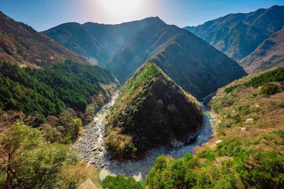 Iya Valley, Tokushima Prefecture