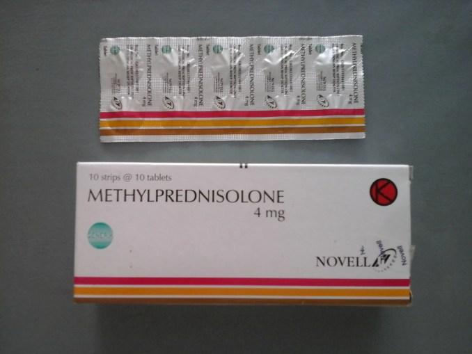 Obat Methylprednisolone Tablet