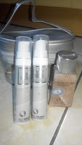 Perawatan Kulit Wajah Whitening Treatment Package Small