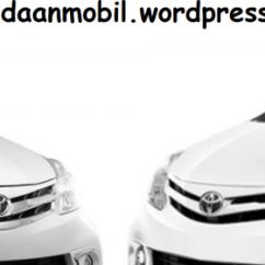 Grand New Avanza E Dan G Harga Bekas 2015 Perbedaan All Tipe 2012 Mobil