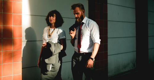 Kramning mod stress :: Klar til kollegakram?
