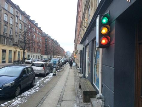 Lysregulering på fototur på Østerbro