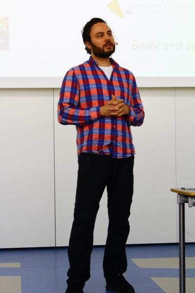 Foredrag om sundhed