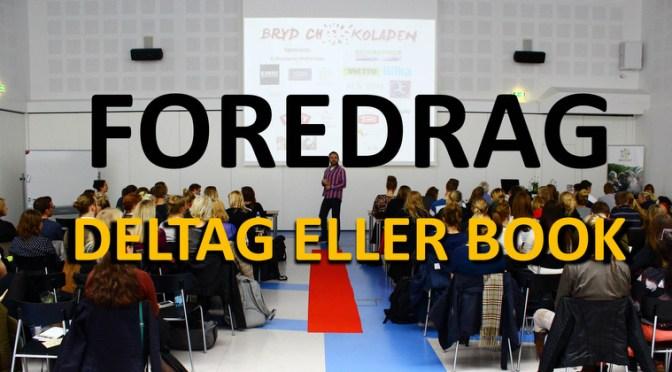 Foredrag med Per Brændgaard