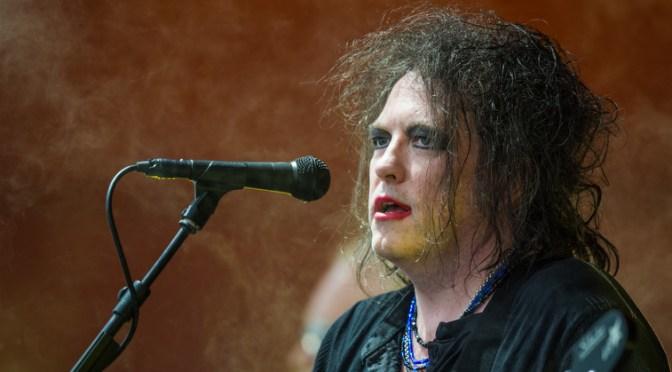 Hug You To Death: Pas på Robert Smith på Roskilde Festival!