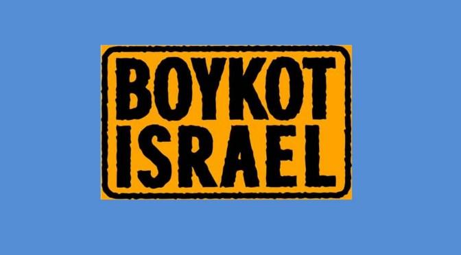 Boykot Israel: 5 gode grunde
