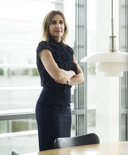 Per Brændgaard siger tak til advokat Mette Grith Stage