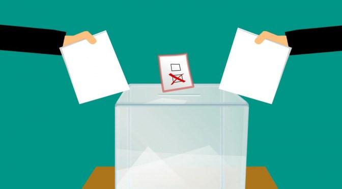 Valg: Jeg synes, at du skal stemme