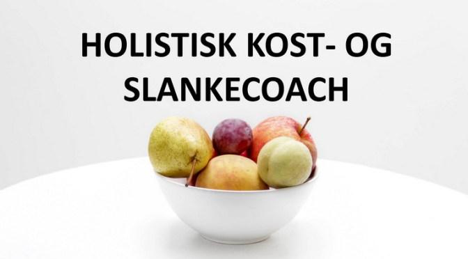 Ny uddannelse: Bliv Holistisk Kost- og Slankecoach