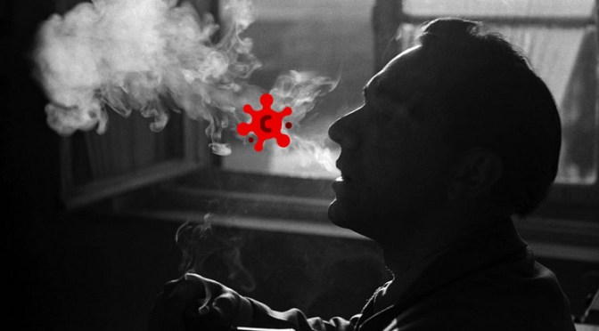 De mest syge coronapatienter er rygere eller co-inficeret med bakterier og svampe
