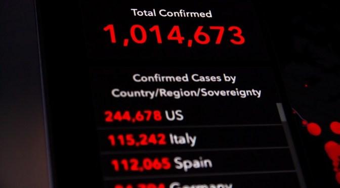Hvad er folk så døde af i Italien?
