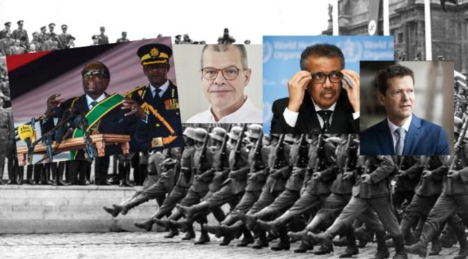 WHO er ikke World Health Organization; WHO er World Horror Organization!