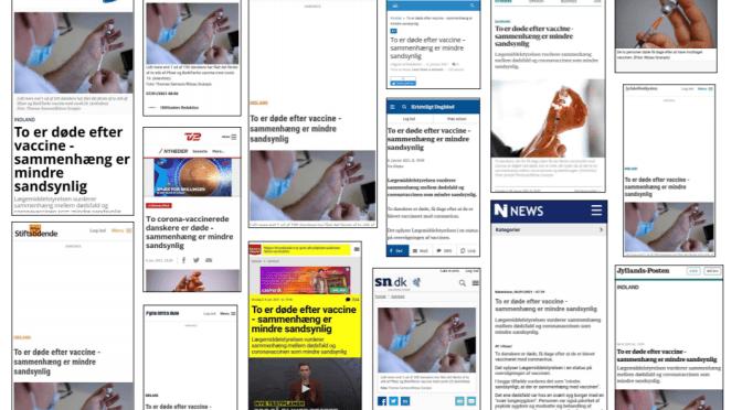 Coronajournalister er prostituerede