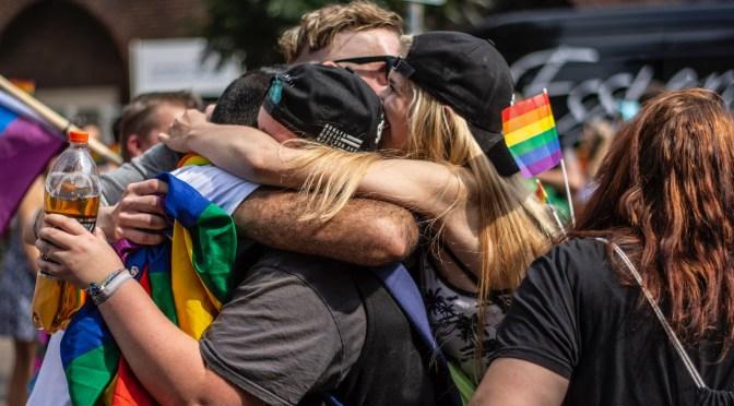 Rørbeck: Modstandsbevægelsens pøbel lægger LGBT for had
