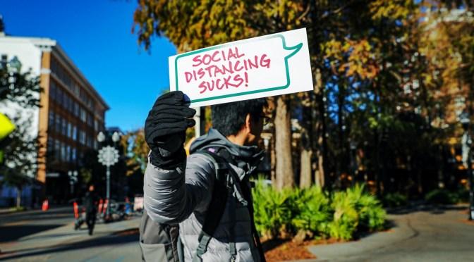 Video: Evidensbaseret ernæringsoplysning mod covid-19 – på gaden!