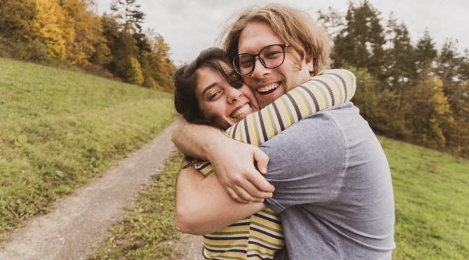 10 gode grunde til at kramme MERE og ikke mindre