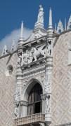 Duždeva palača - balkon dograđen 1536. godine