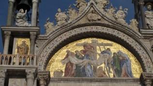 Bazilika San Marco - detalj