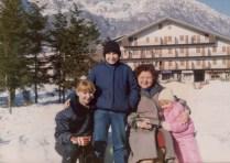 Mama, Dado, baka i ja