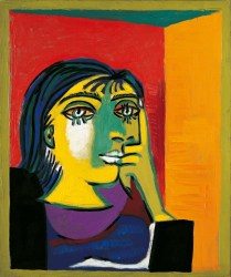 Portret Dore Maar, 23.studeni 1937.