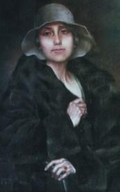 Portret majke, 1931.