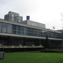 Radničko sveučilište Moša Pijade - Radovan Nikšić i Ninoslav Kučan, 1961.