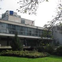 Radničko sveučilište Moša Pijade - Radovan Nikšić i Ninoslav Kučan, 1961. (ulaz)