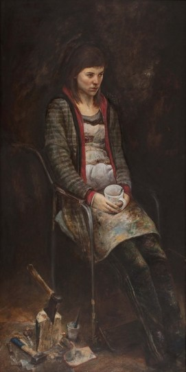 Stipan Tadić - Monika (Zima u Medici), 2012.