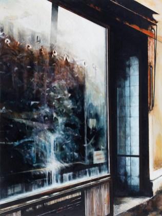 Valentina Supanz - Autoportret 5, 2011.