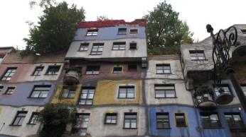 Hundertwasser Haus, 1983–1985.