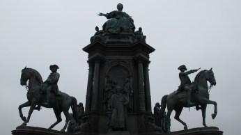 Kip Marije Terezije, 1888., Kaspar von Zumbusch