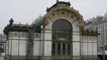 Wagnerov paviljon na Karlsplatzu