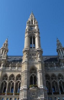 Gradska vijećnica - središnji toranj