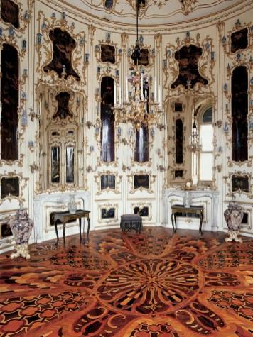Kineski kružni kabinet / copyright: Schloss Schönbrunn Kultur- und Betriebsges.m.b.H.